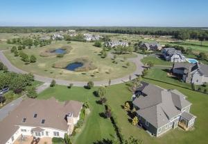 Grand Manor aerial